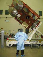 February launch for ESA's CryoSat ice mission