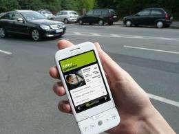 Find Local Rideshares Quickly via Mobile Phone
