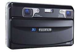 Fujifilm unveils 3D digital camera