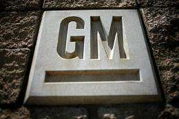 General Motors will launch a plug-in hybrid sport utility vehicle under the Buick brand in 2011