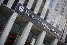 Global media giant News Corp. posted an 11 percent rise in quarterly net profit on Wednesday