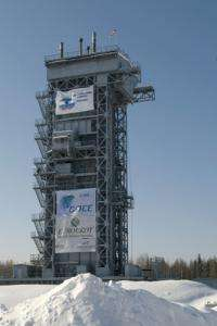 GOCE gravity satellite moves to launch pad