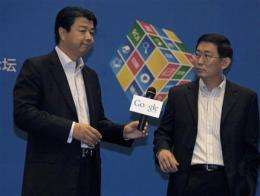 Google China confident despite loss of Lee (AP)