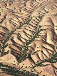 How rolling terrain rolls