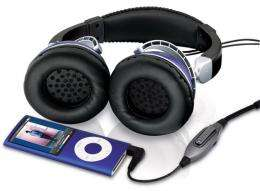 iHMP5 headphones
