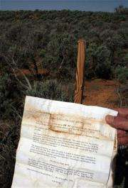 Interior halting uranium mining at Grand Canyon (AP)