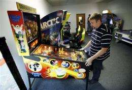 Iowa town seeks status as video gamers' mecca (AP)