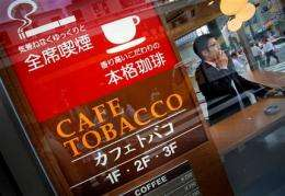 Japan's tobacco habit runs into court challenge (AP)