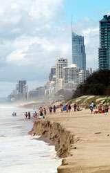 King tides -- a glimpse of future sea level rise