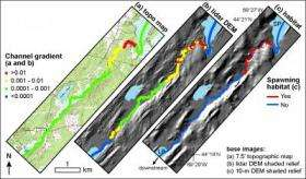 Laser Mapping Aids Geologists