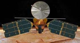 Mars Orbiter Puts Itself into Precautionary Mode