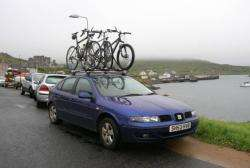 Maths Research Tackles Problems of Bike + Car