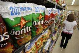 Meltdown 101: Package sizes at the grocery store (AP)