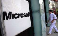 Microsoft, China's Hangzhou set 'model city' pact (AP)