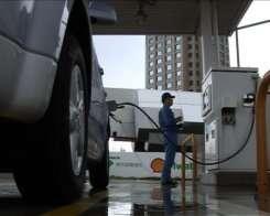 Mitsubishi Motors' electric vehicle