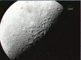 Moon crash: Public yawns, scientists celebrate (AP)
