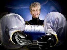 MU researcher uses bacteria to make radioactive metals inert