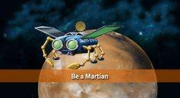 NASA and Microsoft Allow Earthlings to Become Martians