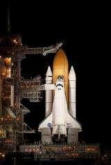 NASA fuels space shuttle Atlantis for liftoff (AP)