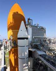 NASA: Fuel test a success, shuttle launch day set (AP)