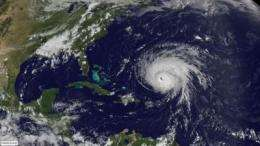 NASA's GOES Project offers real-time hurricane alley movies