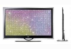 New LG full LCD TV