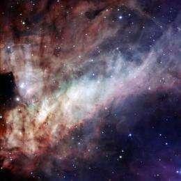 New portrait of Omega Nebula's glistening watercolors