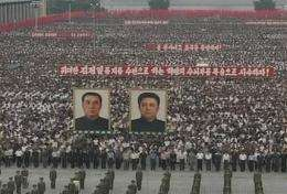 NKorean state media news available on Twitter (AP)