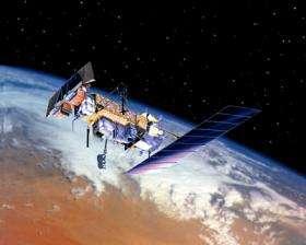 NOAA-N Prime Satellite