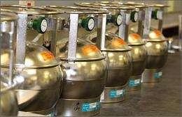 NREL Team Tests Higher Ethanol Fuel Mix