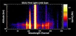 NRL Sensor Observes First Light