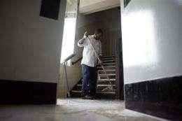 NYC schools prepare for 2nd outbreak of swine flu (AP)