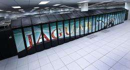 Oak Ridge 'Jaguar' supercomputer is World's fastest