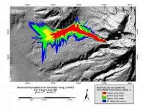 Off the shelf maps help mitigate volcanic hazards