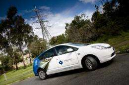 Plugging into an electric vehicle revolution