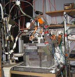 Prototype developed to detect dark matter