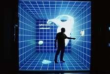 Really virtual reality