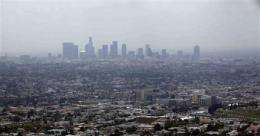 Report: Most Americans in areas with unhealthy air (AP)
