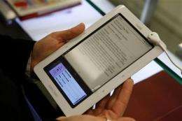 Review: Barnes & Noble reader is dual-screen mess (AP)