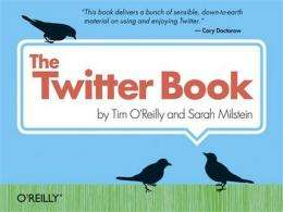 Review: New guide gives Twitterific advice (AP)