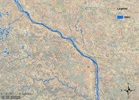Satellites help locate water in Niger