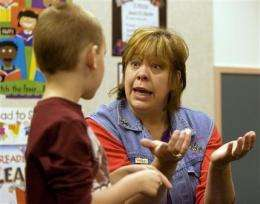 School nurse shortage hampers swine flu response (AP)