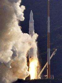 SKorea launches 1st rocket, satellite misses orbit (AP)