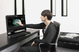 Sony Intros New Touch-Screen HD PC/TV