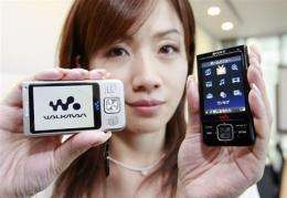 Sony's share of the Japanese market for portable music players stood at 43.0 percent in the week to August 30