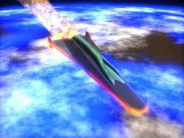 New materials designed to deal with hypersonic and supersonic hot stuff (w/ Video)