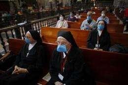 Suspected swine flu deaths in Mexico top 100 (AP)