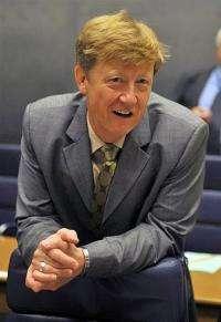 Sweden's Environment Minister Andreas Carlgren