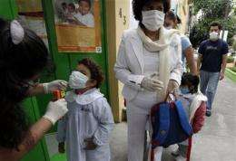 Swine flu 6 months later: Relief, but winter looms (AP)