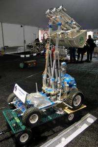 Teams Win at NASA National Lunar Robotics Competition